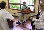 Reportagem sobre musicoterapia - Vale Mais - TV Unisinos