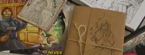 Especialização em Histórias em Quadrinhos