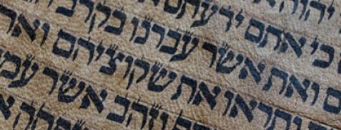 Especialização em Antigo Testamento