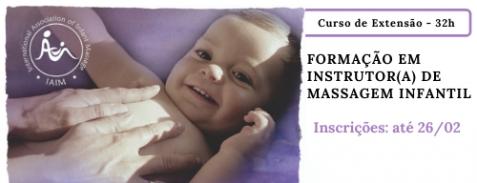 Formação em Instrutor(a) de Massagem Infantil