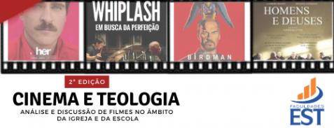 Cinema e Teologia: análise e discussão de filmes no âmbito da igreja e da escola (segunda edição)