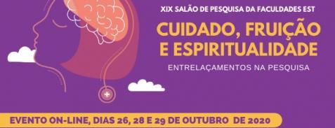 XIX Salão de Pesquisa da Faculdades EST