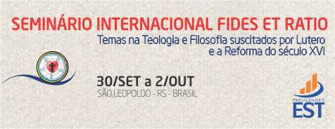 Seminário Internacional Fides et Ratio