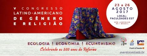 V Congresso Latino-Americano de Gênero e Religião