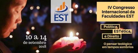 IV Congresso Internacional da Faculdades EST