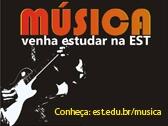 Música - Venha estudar na EST