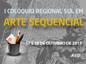 I Colóquio Regional Sul em Arte Sequencial