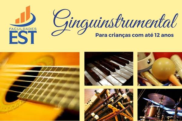 Ginguinha Instrumental retoma as atividades
