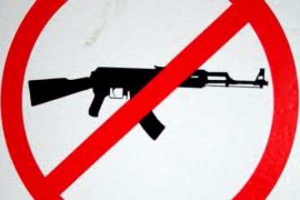 Líderes religiosos afirmam que o Tratado de Comércio de Armas deve regulamentar também munições