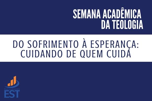 Semana Acadêmica da Teologia