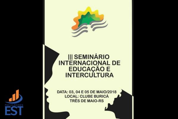 III Seminário Internacional de Educação e Intercultura