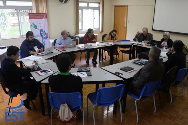 Faculdades EST presente em Assembleia da CETELA