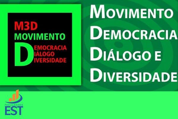 Manifesto em defesa da democracia, do diálogo e da diversidade