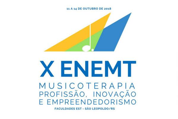 X Encontro Nacional de Estudantes de Musicoterapia