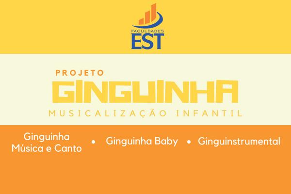 Projeto Ginguinha está com novidades