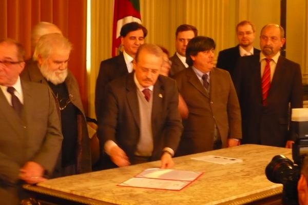 Reitor da EST integra a Comissão Estadual da Verdade
