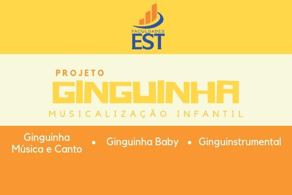 Projeto Ginguinha inicia em abril