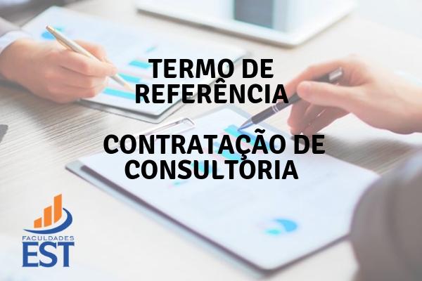 Contratação de consultoria externa