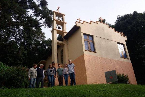 Visita à comunidade do Wallachai