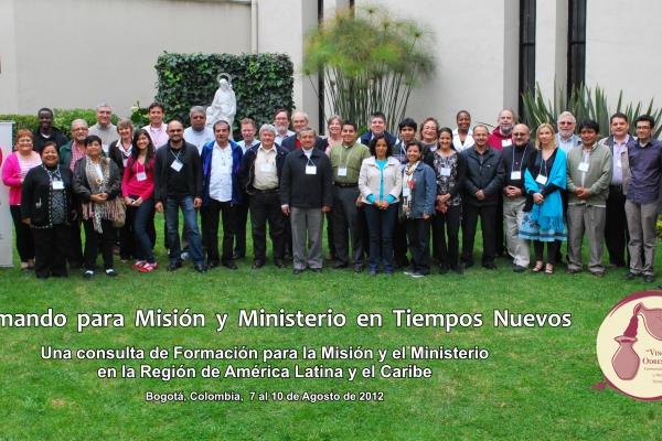Allan Krahn participa de consulta sobre formação teológica na América Latina