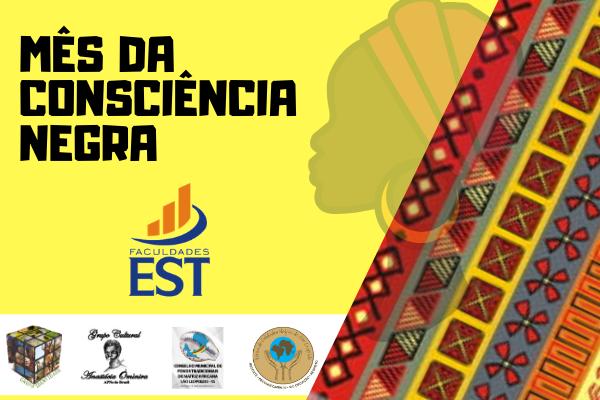 Faculdades EST prepara programação para o Mês da Consciência Negra