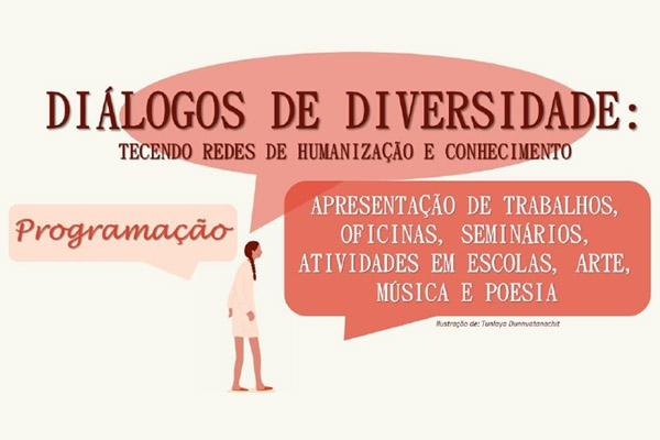 Diálogos de diversidade: tecendo redes de humanização e conhecimento