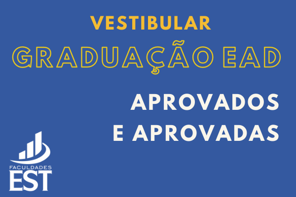 Aprovados e Aprovadas - Vestibular Cursos EaD