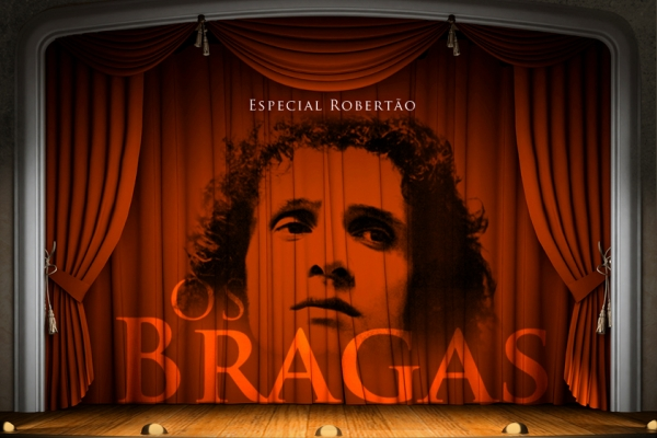 Show de Os Bragas inaugura o projeto EST + Cultura