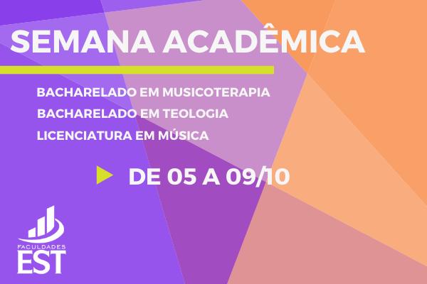 Semana Acadêmica