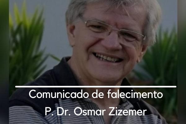 COMUNICADO DE FALECIMENTO