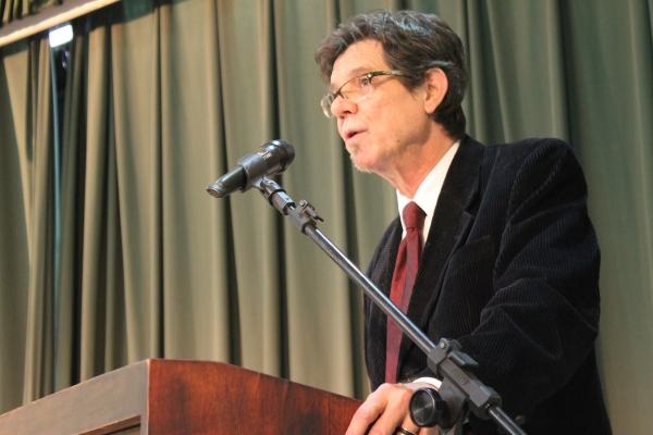 Faltam cronistas, alerta teólogo luterano