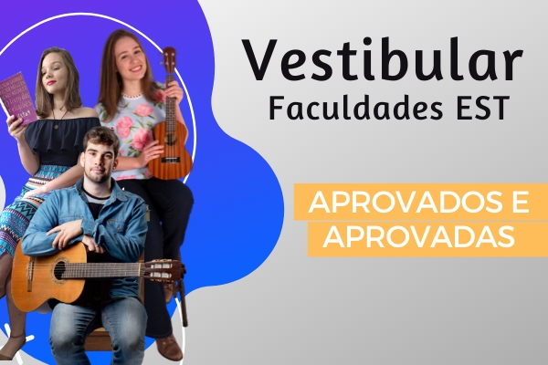 Vestibular 2021/2 - Lista de aprovados e aprovadas