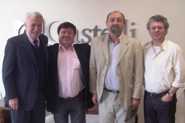 Faculdades EST busca parceria com a Castelli ESH