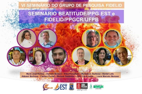 VI SEMINÁRIO DO GRUPO DE PESQUISA FIDELID