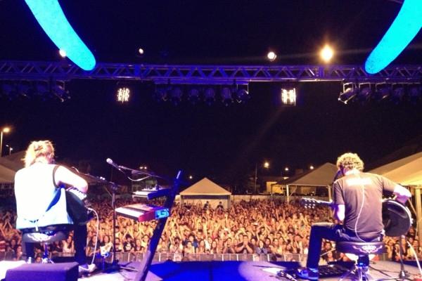 EST promove SHOW de diversidade e boa música no Largo Rui Porto