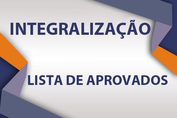 EST divulga a lista de aprovados na Integralização