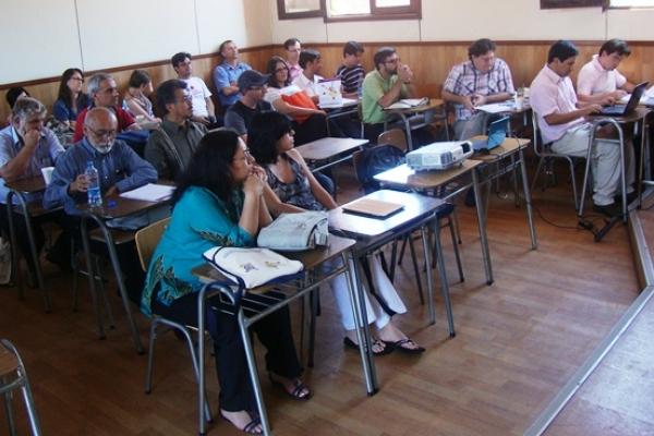 Apresentações de docentes da EST no Congresso do Chile estão disponíveis na internet