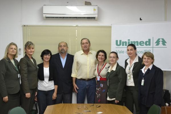 EST e Unimed firmam parceria para a formação de Técnicos em Enfermagem