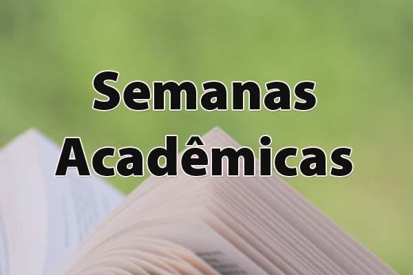 Semanas Acadêmicas movimentam a EST até sexta-feira