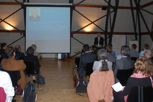 Professor da EST ministra conferência festiva na Suíça