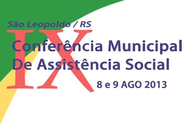 Conferência Municipal de Assistência Social será realizada na EST