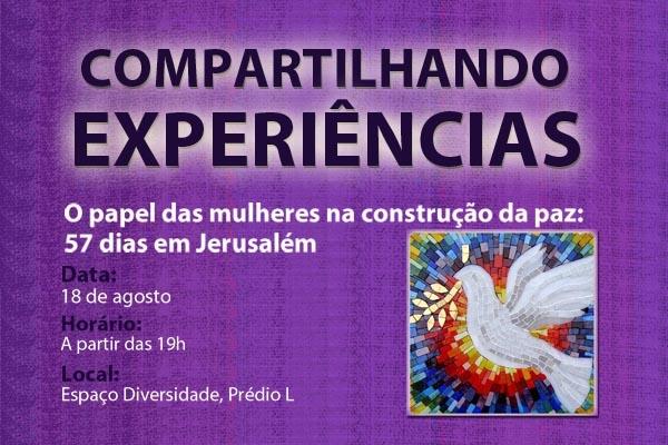 COMPARTILHANDO EXPERIÊNCIAS