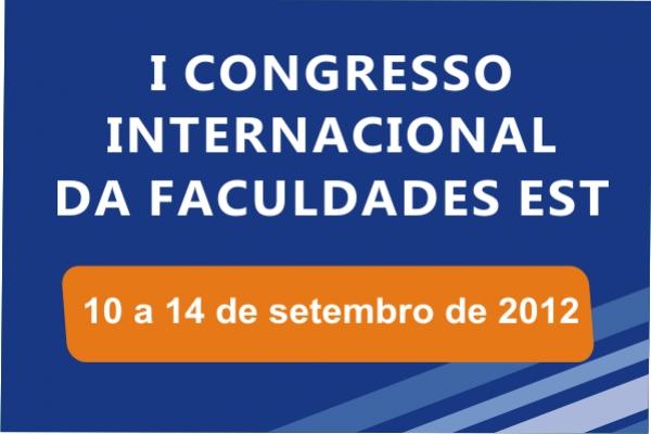 Religião e Sociedade é tema de debate do I Congresso Internacional da EST