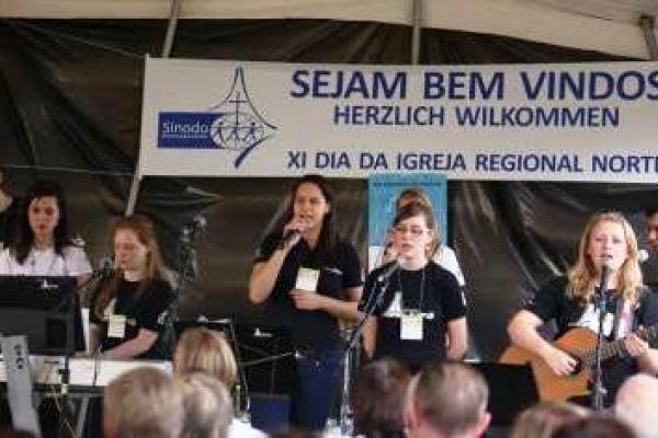 Anima viaja a São Paulo para participar de Dia da Igreja