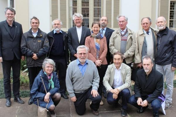 Ato solene marca o início das obras do Instituto de Ética da EST