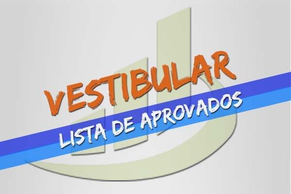 Confira a lista de aprovados no Vestibular