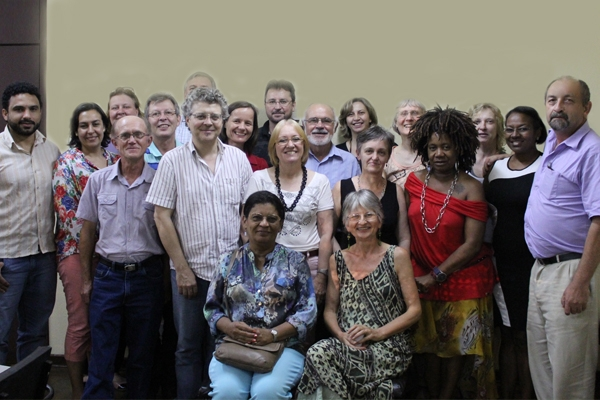 EST acolhe representantes de organizações envolvidas na defesa e promoção dos direitos humanos