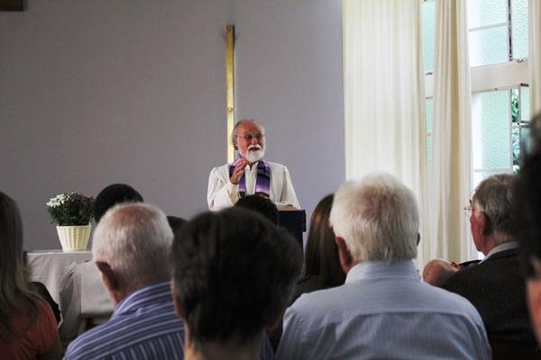 Culto festivo remonta a história e a missão da EST ao longo de 68 anos