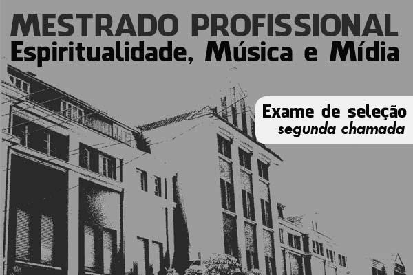"""Linha de pesquisa """"Espiritualidade, Música e Mídia"""" aceita inscrições até 16 de maio"""
