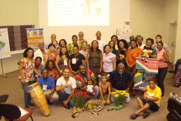 Professora da EST participa de encontro para discutir a saúde das populações negras e indígenas